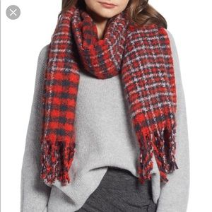 Something Navy Nordstrom exclusive scarf